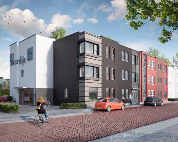 Nieuwluststraat, Enschede