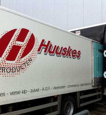 Huuskes Versproducten, Enschede